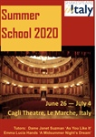#6th #internationalsummerschool2020 #Caglitheatre #PUMarche June 26 - July 4 #AMidsummerNightsDream with #EmmaLuciaHands #AsYouLikeIt with #DameJanetSuzman